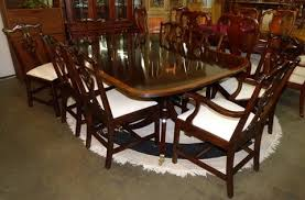 stickley mahogany dining table stickley classic mahogany dining room collection dining set china