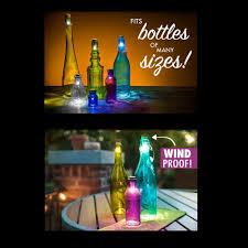 cork shaped rechargeable bottle light best quality originality light cork shaped rechargeable usb bottle