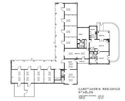 house plans with guest house 5200 santa fe trail floor plans santa fe new mexico