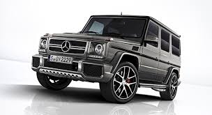 mercedes benz g class cross country vehicle exclusive edition