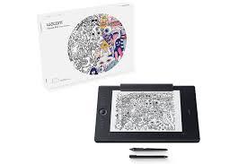 Tablette Graphique Wacom Intuos Pro Wacom Intuos Pro Tablette à Stylet Créative Wacom