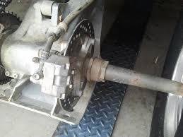 is this correct 400ex rear axle honda atv forum