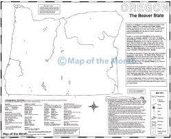 Burns Oregon Map Oregon Map Maps For The Classroom