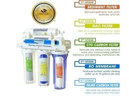 best under sink water filter system reviews water filter reviews reverse osmosis 5 stage under sink water filter