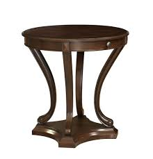 round wood accent table coffee table small whitend accent table furniture copper end