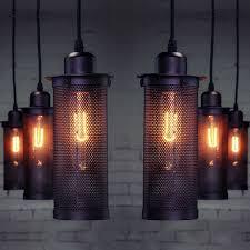 Diy Vintage Chandelier Online Shop Cafe Bar Restaurant Diy Vintage Industrial Lighting