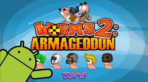 worms 2 armageddon apk descargar e instalar worms 2 armageddon apk datos en