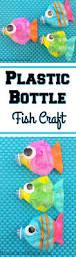 plastic bottle fish craft reuse grow enjoy