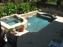 Pool Ideas For A Small Backyard Interesting Small Backyard Inground Pool Design Pictures Ideas