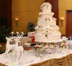 wedding cake semarang fresia wedding organezer a site