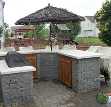 Sheridan Grill Gazebo by The Turf Boss Llc Stone Pro Stone Center Of Indiana