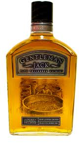 Gentleman Jack Gift Set Monogram Jack Daniels Bottles