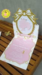handmade invitations 13 best handmade birthday invitations and decorations by