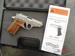 walther 1 of 1000 premier gold tiger edition ba for sale