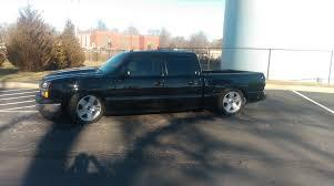 lowered 2005 chevy silverado lmc truck life