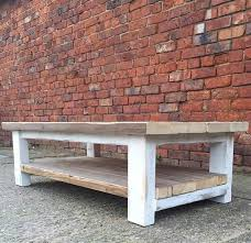 White Distressed Wood Coffee Table Best 25 Distressed Coffee Tables Ideas On Pinterest White