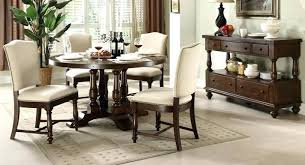 brushed nickel kitchen table kitchen table with storage cabinets walnut wood round dining table