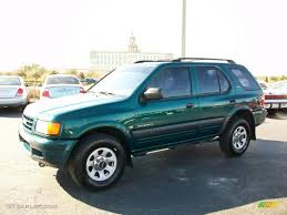 isuzu amigo teal 1999 isuzu rodeo photos specs news radka car s blog