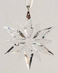 swarovski annual snowflake at replacements ltd
