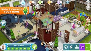 Home Design Story Game On Computer The Sims Freeplay On The App Store