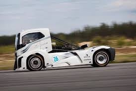 volvo race car volvo iron knight truck breaks speed records 0 100km h in 4 6