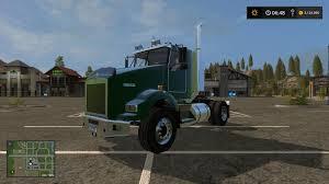 kenworth t800 truck kst kenworth t800 v2 3 truck farming simulator 2015 15 mod