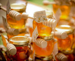 honey favors 4oz honey pot wedding jar favor to diy decorate