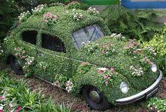 Clark Botanical Gardens 20 Beautiful Flower Beds Recycling Cars And Tires
