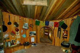 underground tiny house dan price built the coolest tiny house in the ground as a hobbit hole