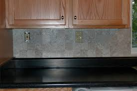 vinyl kitchen backsplash using vinyl floor tile kitchen backsplash morespoons 8ec7e9a18d65