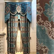 Peacock Blue Sheer Curtains Peacock Kitchen Curtains 100 Images Walmart Shower Curtains