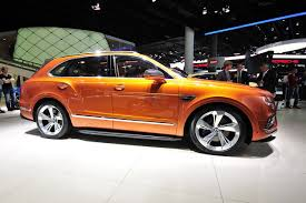 bentley orange bentley archives carbuzz info