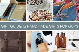 holiday gift guide 12 great handmade gifts for men curbly