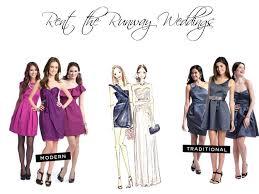 rent the runway wedding dresses october special from rent the runway pay for one dress rental