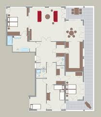 caracalla apartment hotel aqua aurelia in baden baden