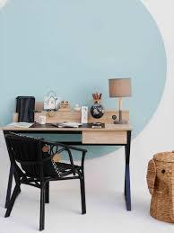 bureau design bois de tiptoe cm noir cmjpg x en bureau design grand bois inspiration