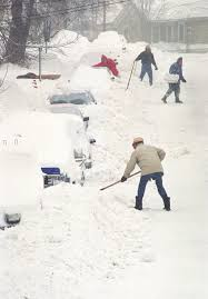 Worst Snowstorms In History The Worst 25 Snowstorms In The Northeast In The Past 60 Years