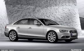 model guide audi a4 audiworld