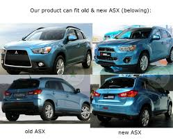 mitsubishi old models roof rail roof rack bar for mitsubishi rvr asx oem model fix by