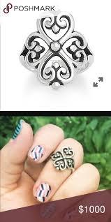 avery adorned hearts ring iso avery adorned hearts ring size 6 5 7