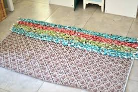 Diy Area Rug From Fabric Diy Rugs Area Rug Diy Crochet Rug With Yarn T Shirts Us1 Me