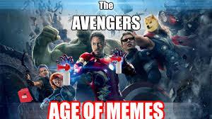 Avengers Meme - avengers age of memes youtube