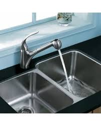 vigo kitchen faucet great deal on vigo stainless steel silver pull out spray