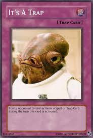 Its A Trap Meme - it s a trap ygo card by autodeceptitron on deviantart