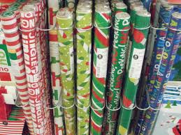 christmas wrapping paper fundraiser browsing through books december 2010