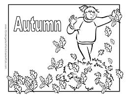 pin nathalie monio coloriage automne autumn