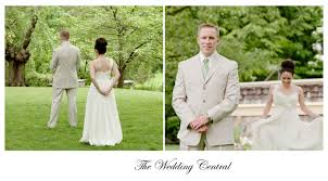 wedding photography faq what is a first look