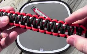 cobra knot bracelet images Paracord keychain diy projects for your safety and for money jpg