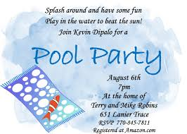 summer party invitations for new selections 2017