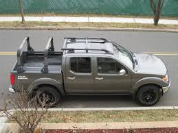 nissan pathfinder zombie ad very good looking nissan frontier with bed rack and roof rack